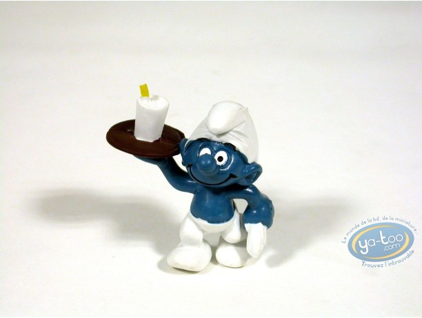 Plastic Figurine, Smurfs (The) : Smurf Server