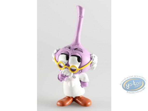 Plastic Figurine, Snorkies (Les) : Galeo' Chemist Snork.