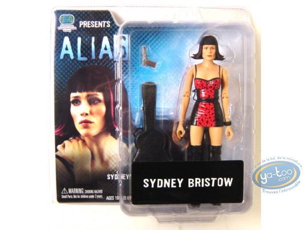 Action Figure, Alias : Sydney Bristow red dress