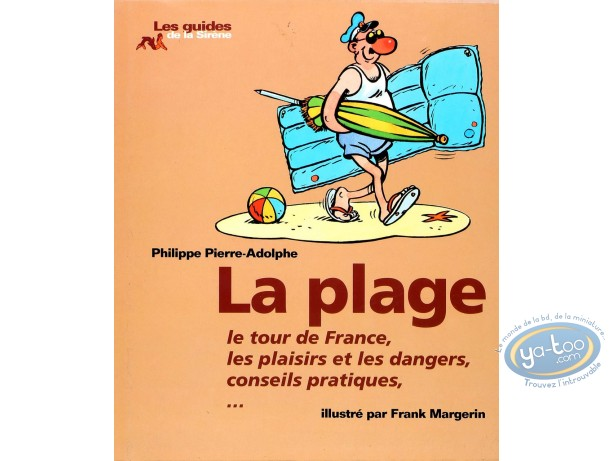Reduced price European comic books, Plage (La) : La plage