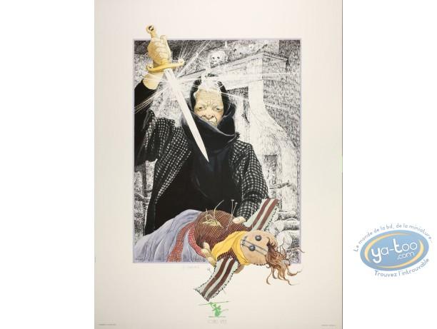 Offset Print, Tchalette (La) : Spells
