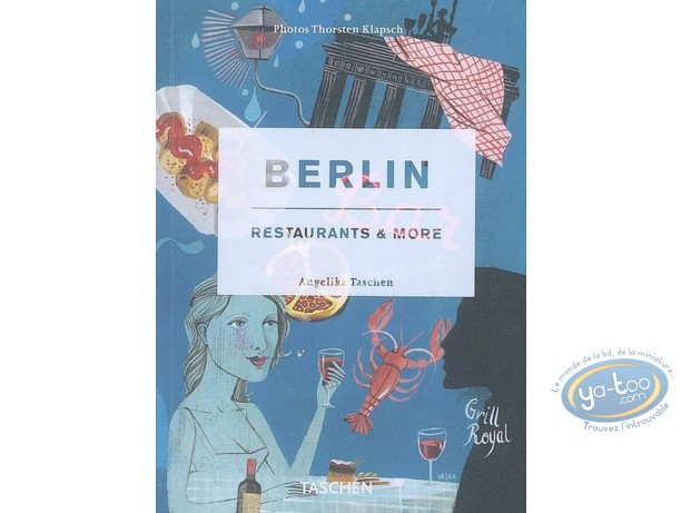 Book, Berlin - Restaurants & more