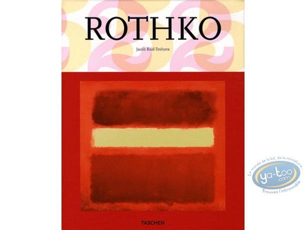 Book, Mark Rothko (1903-1970) - 'Des tableaux comme des drames'