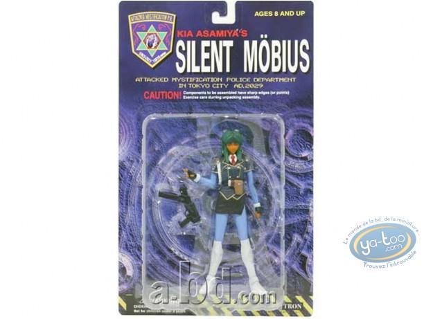 Action Figure, Silent Mobius : Kiddy Phenil