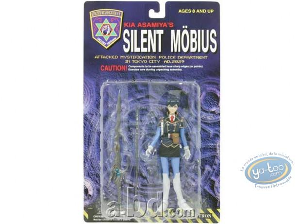 Action Figure, Silent Mobius : Katsumi Liqueur