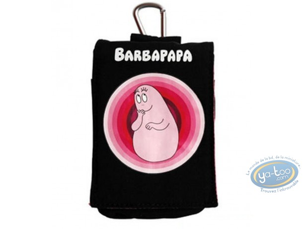 Luggage, Barbapapa : Retro portable photo case, Barbapapa