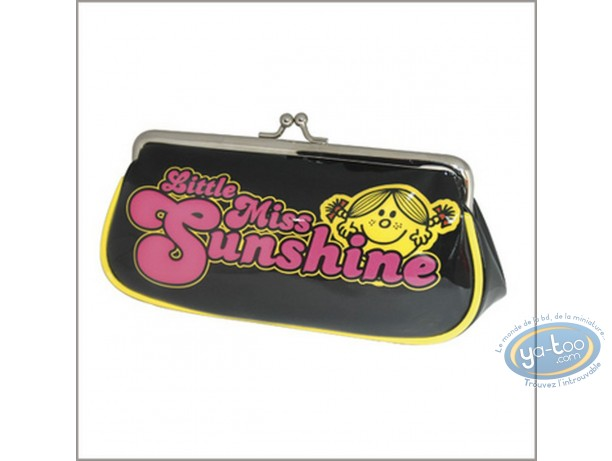 Luggage,  Mr. Men and Little Miss : Big wallet, Little Miss Sunshine
