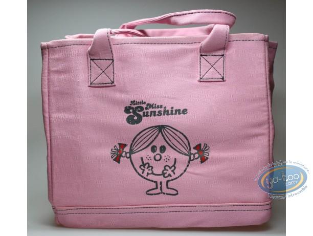 Luggage,  Mr. Men and Little Miss : Hand bag, Little Miss Sunshine