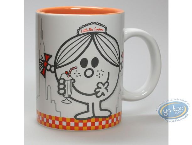 Tableware,  Mr. Men and Little Miss : Mug,  Happy Cooking : Orange