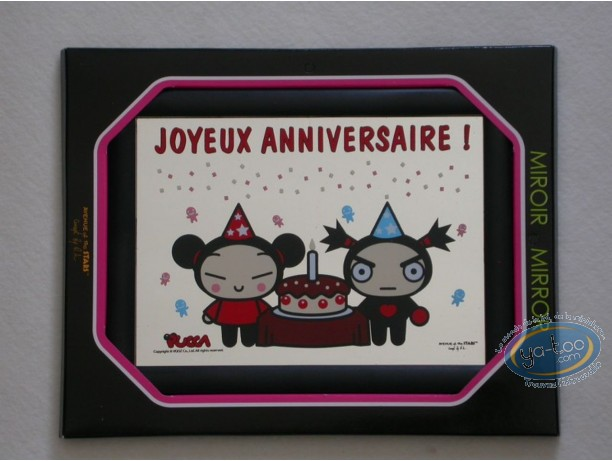 Deco, Pucca : Mirror : Pucca