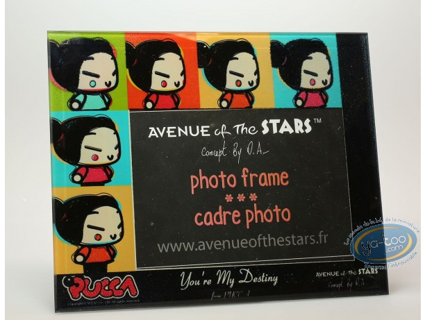 Photo Frame, Pucca : Photo frame, Pucca : You're my destiny