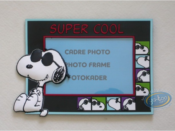Photo Frame, Snoopy : Photo frame : Snoopy