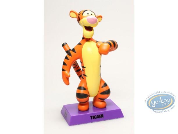 Plastic Figurine, Winnie the Pooh : Tigger, Disney