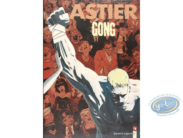 Listed European Comic Books, Gong : Gong