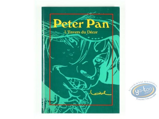Listed European Comic Books, Peter Pan : L'Envers du Décor