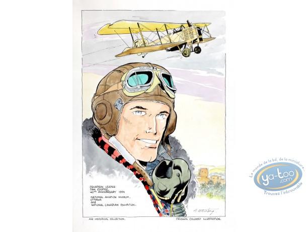 Aquarelle, Dan Cooper : Air Historical Collection 3