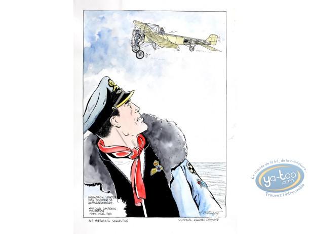 Aquarelle, Dan Cooper : Air Historical Collection 2