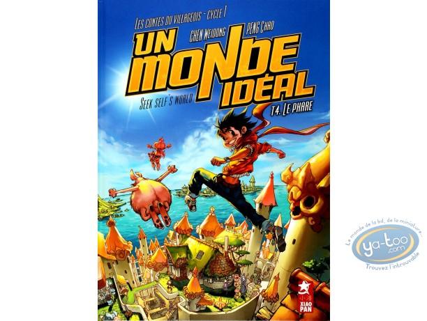Reduced price European comic books, Monde Idéal (Un) : Le phare