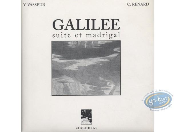 Reduced price European comic books, Galilée : Suite et Madrigal