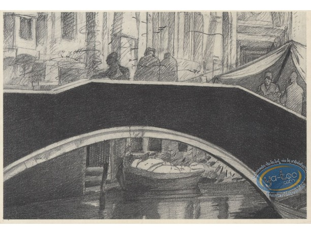 Bookplate Offset, Galilée : Bridge