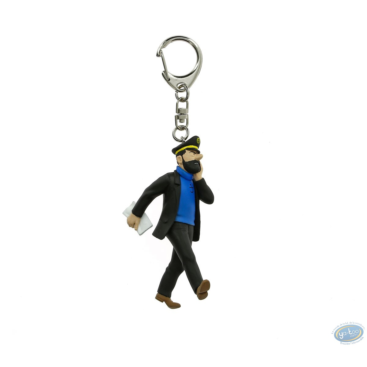 Keyring, Tintin : Haddock Journal