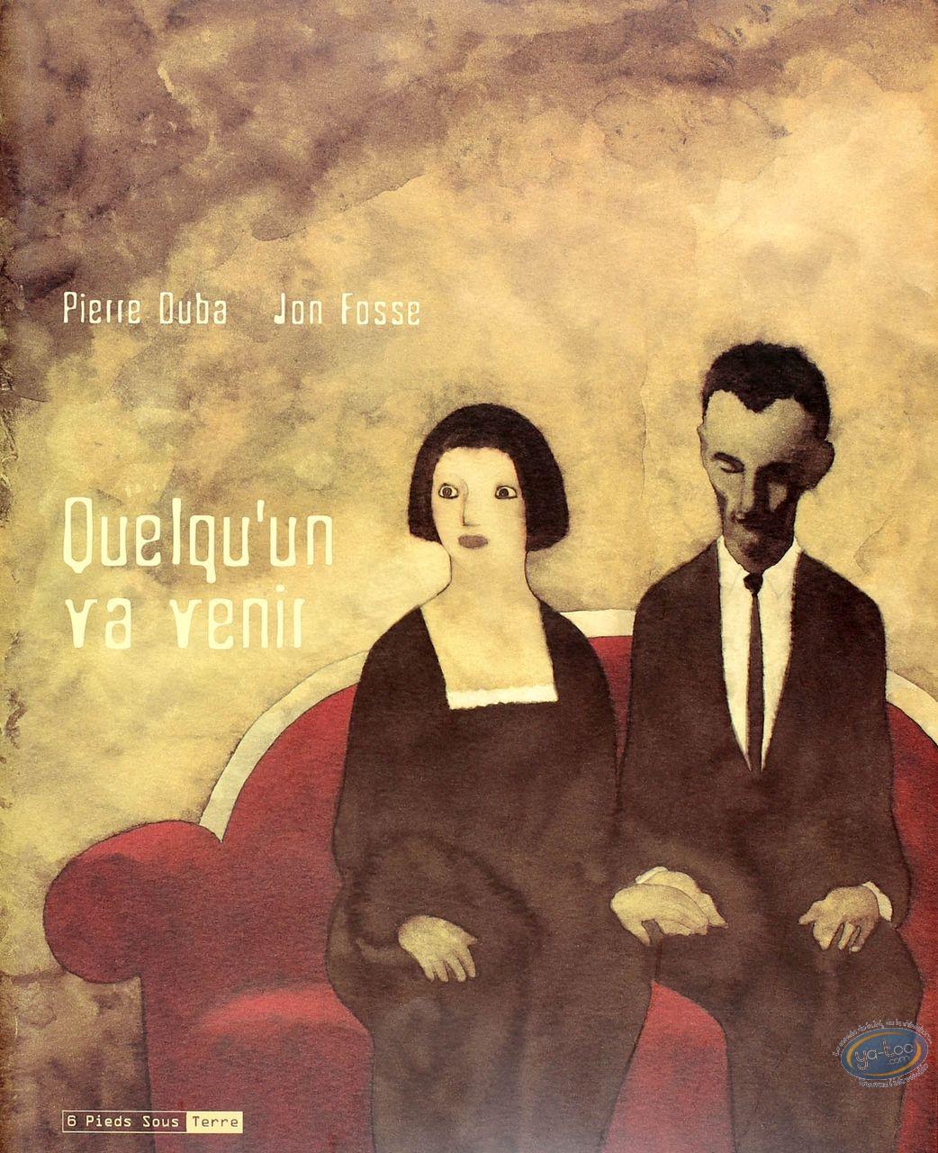 Listed European Comic Books, Quelqu'un va Venir : Quelqu'un Va Venir