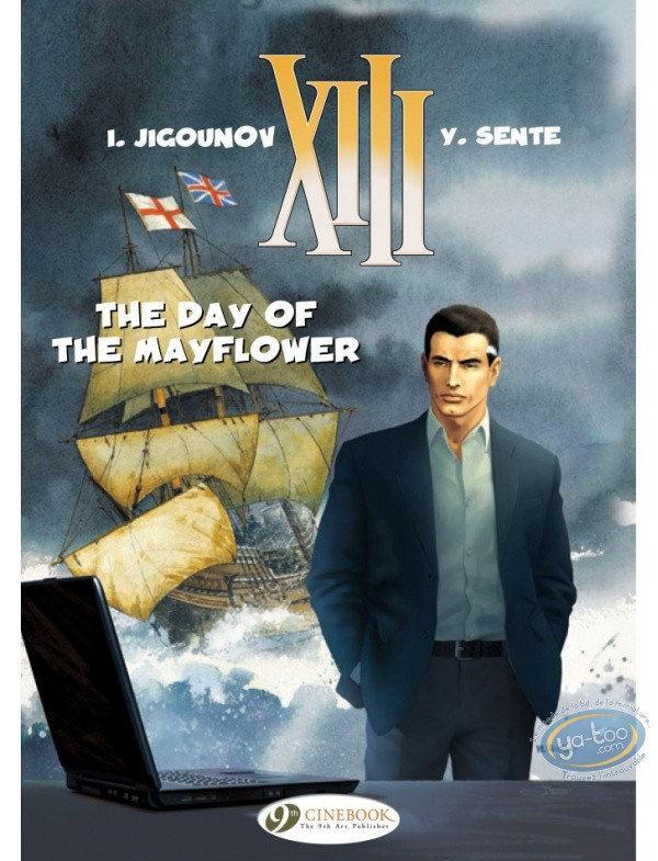 Reduced price European comic books, XIII : The Day of The Mayflower