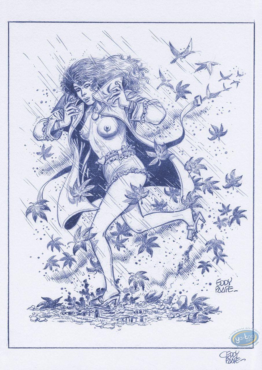 Offset Print, Luc Orient : Laura Rain