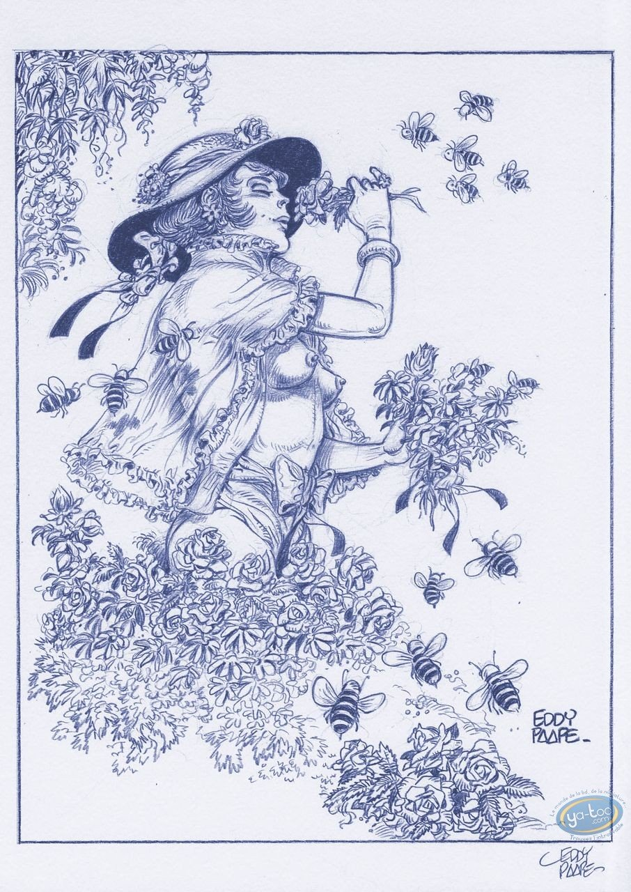 Offset Print, Luc Orient : Laura Bees