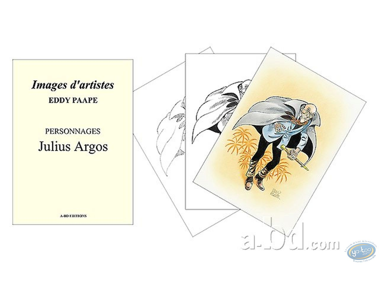 Portfolio, Luc Orient : Argos