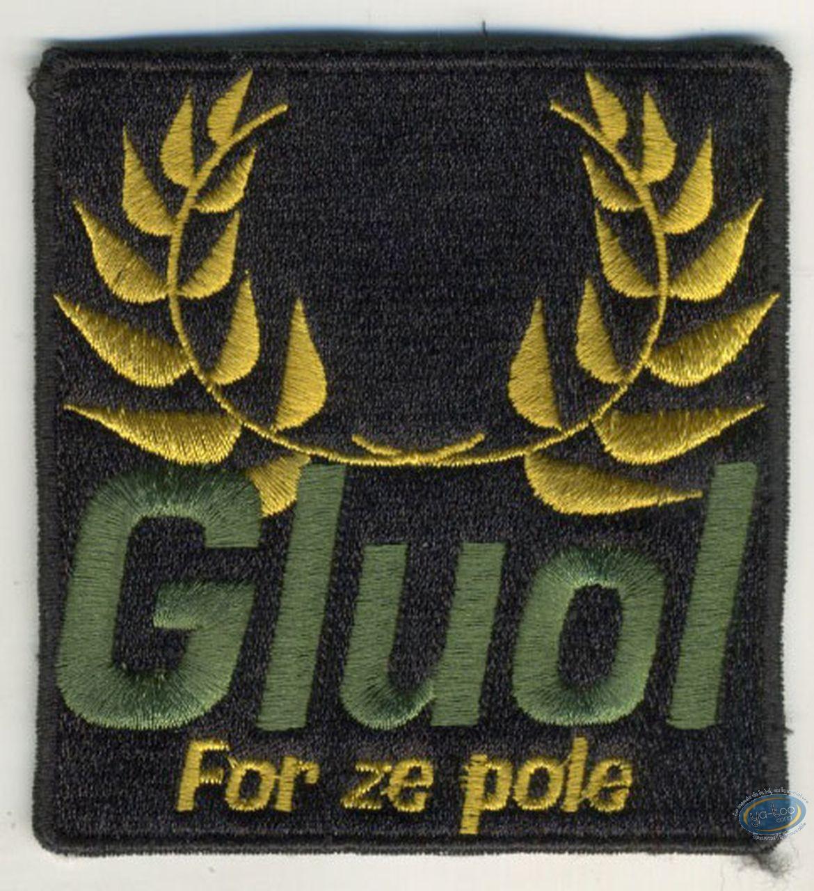 Clothes, Joe Bar Team : Embroidered badge, Joe Bar Team : Gluol