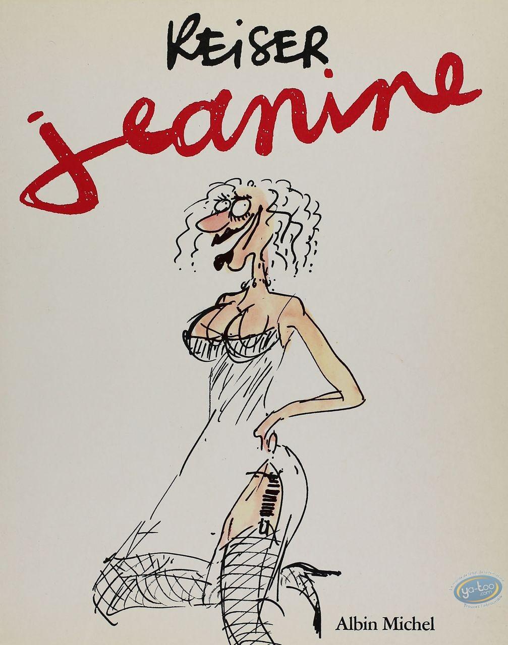 Listed European Comic Books, Jeanine : Jeanine