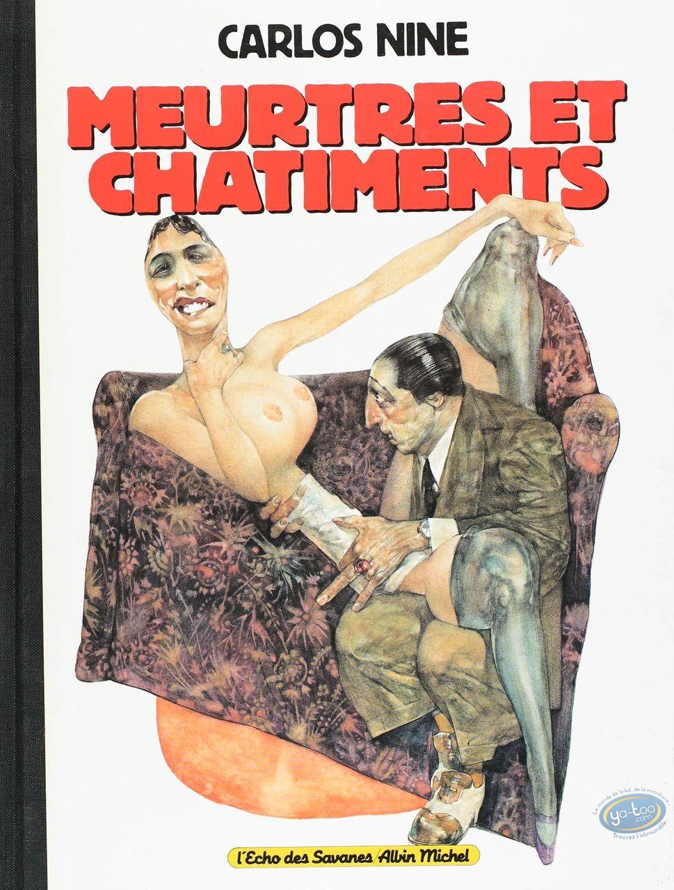 Listed European Comic Books, Meutres et Châtiments : Meurtres et Chatiments