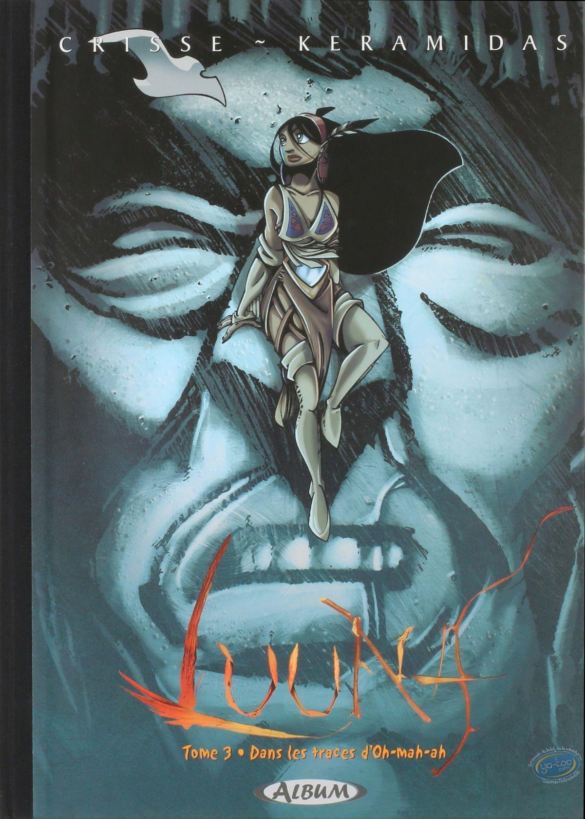 Special Edition, Luuna : Dans les Traces d'Oh-Mah-Ah