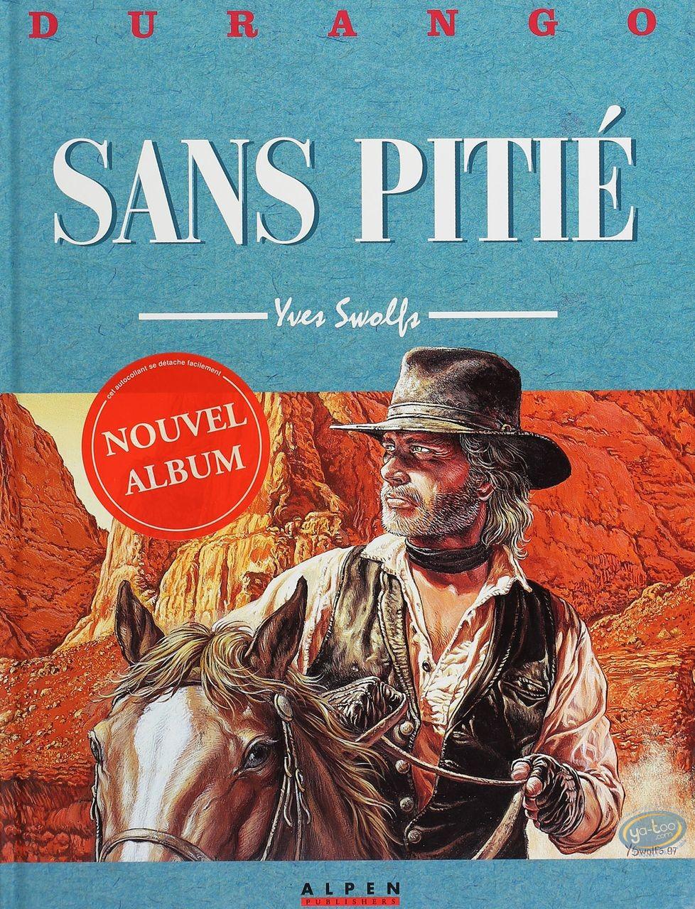 Listed European Comic Books, Durango : Sans Pitie