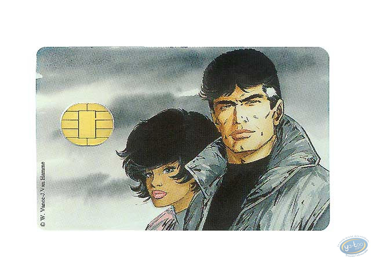 Bank Card, XIII : XIII and Jones