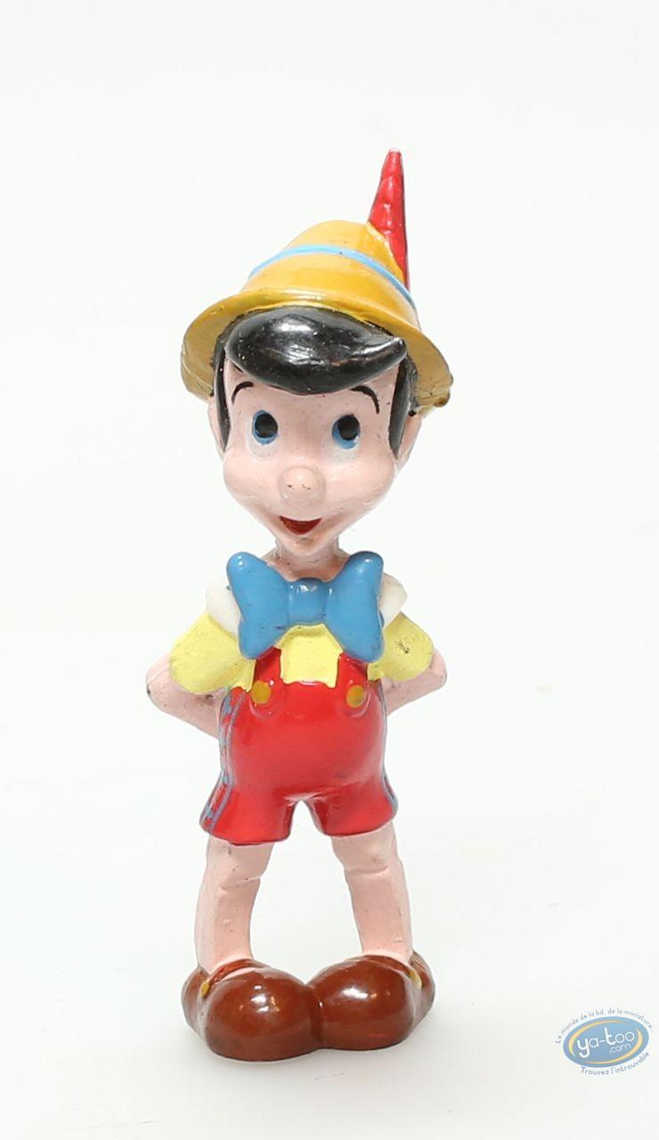 Plastic Figurine, Pinocchio : Pinocchio