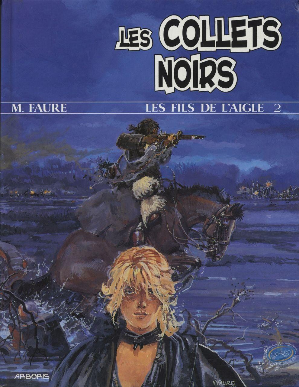 Used European Comic Books, Fils de l'Aigle (Les) : Les Collets Noirs