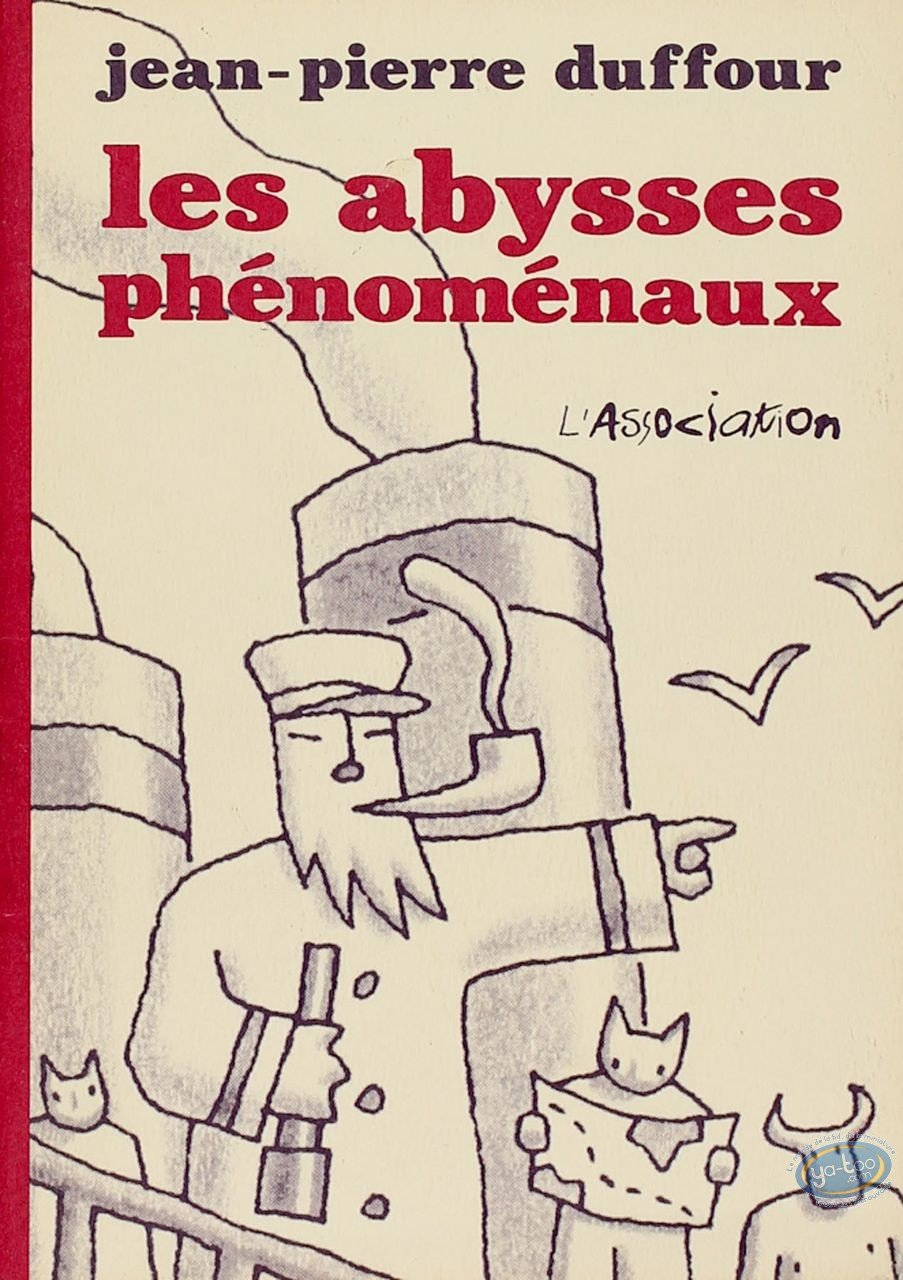 Listed European Comic Books, Abysses Phénoménaux (Les) : Les Abysses Phénoménaux