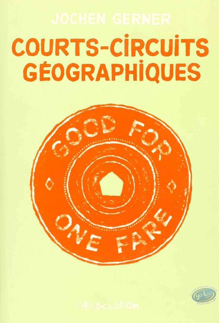 Listed European Comic Books, Courts-circuits Géographique : Courts-Circuits Géographiques