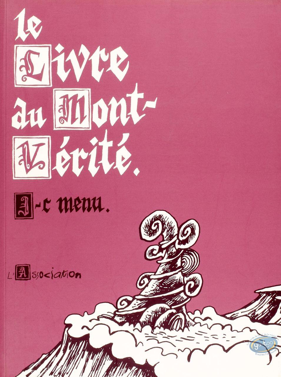 Listed European Comic Books, Livre du Mont-Vérité : Le Livre du Mont-Vérité