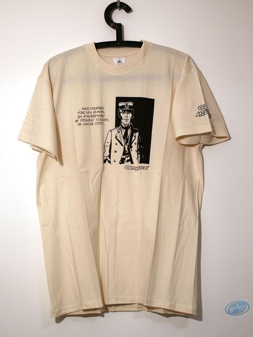 Clothes, Corto Maltese : T-shirt, Corto Maltese : short sleeves Corto The Women size M