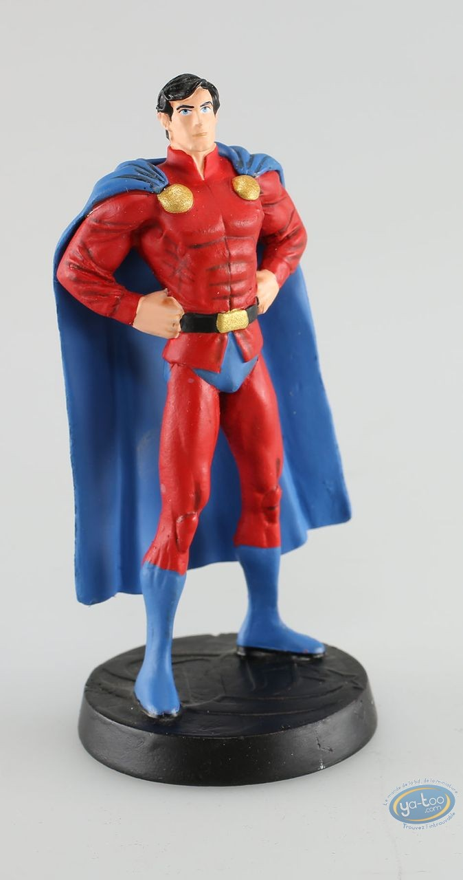 Metal Figurine, Marvel Super Héros :  Mon-El