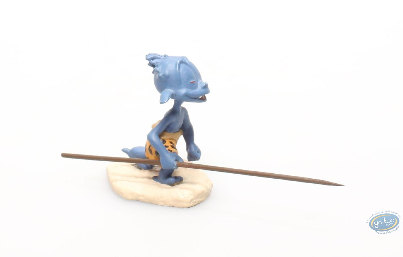 Metal Figurine, Peter Pan : Korrigan