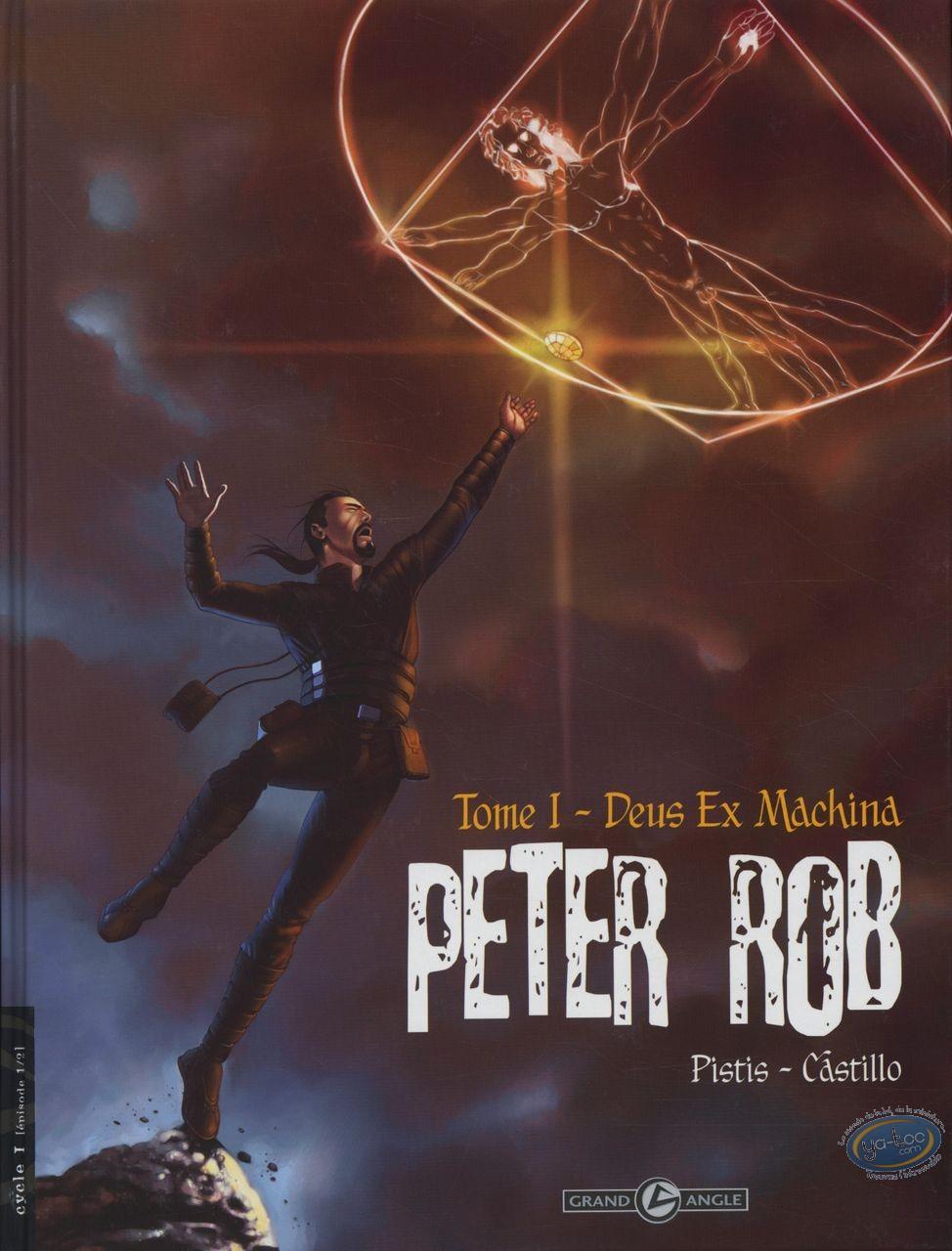 Reduced price European comic books, Peter Pan : Tome 1 - Deus Ex Machina
