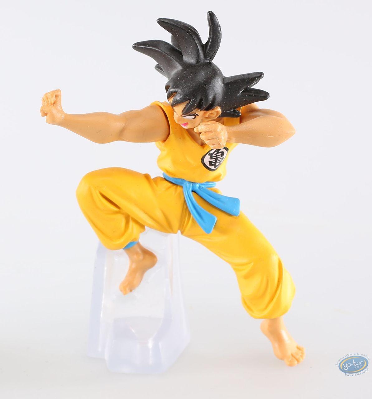 Plastic Figurine, Dragon Ball Z : Son Gokû