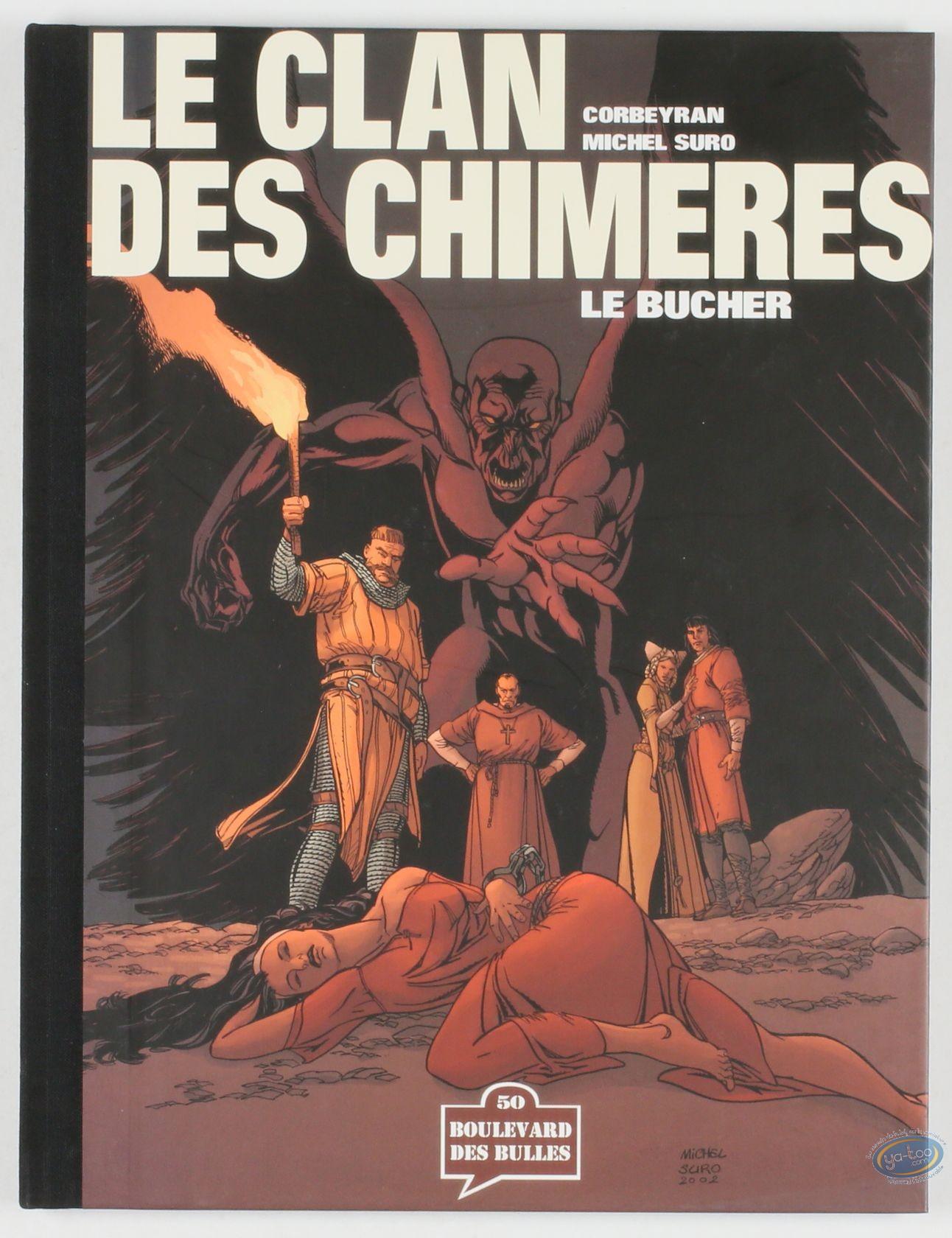 Special Edition, Clan des Chimères (Le) : Le Bucher