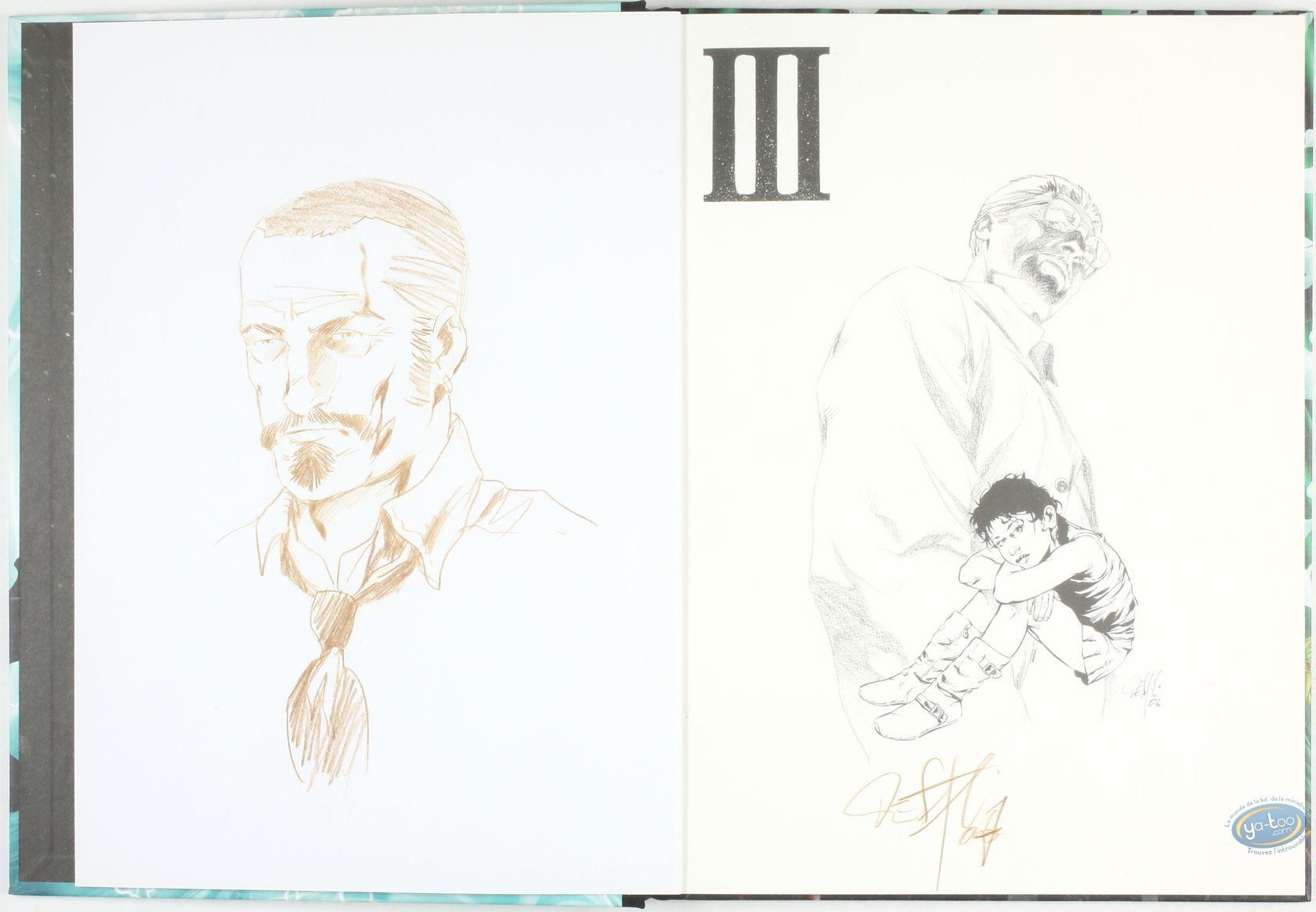Special Edition, Loi des 12 Tables (La) : La Loi des 12 Tables : volume 3+4 (dedication)