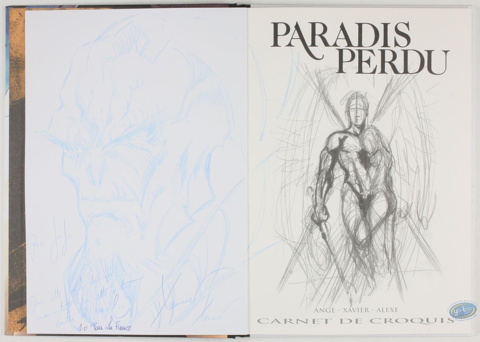 Special Edition, Paradis Perdu : Terres
