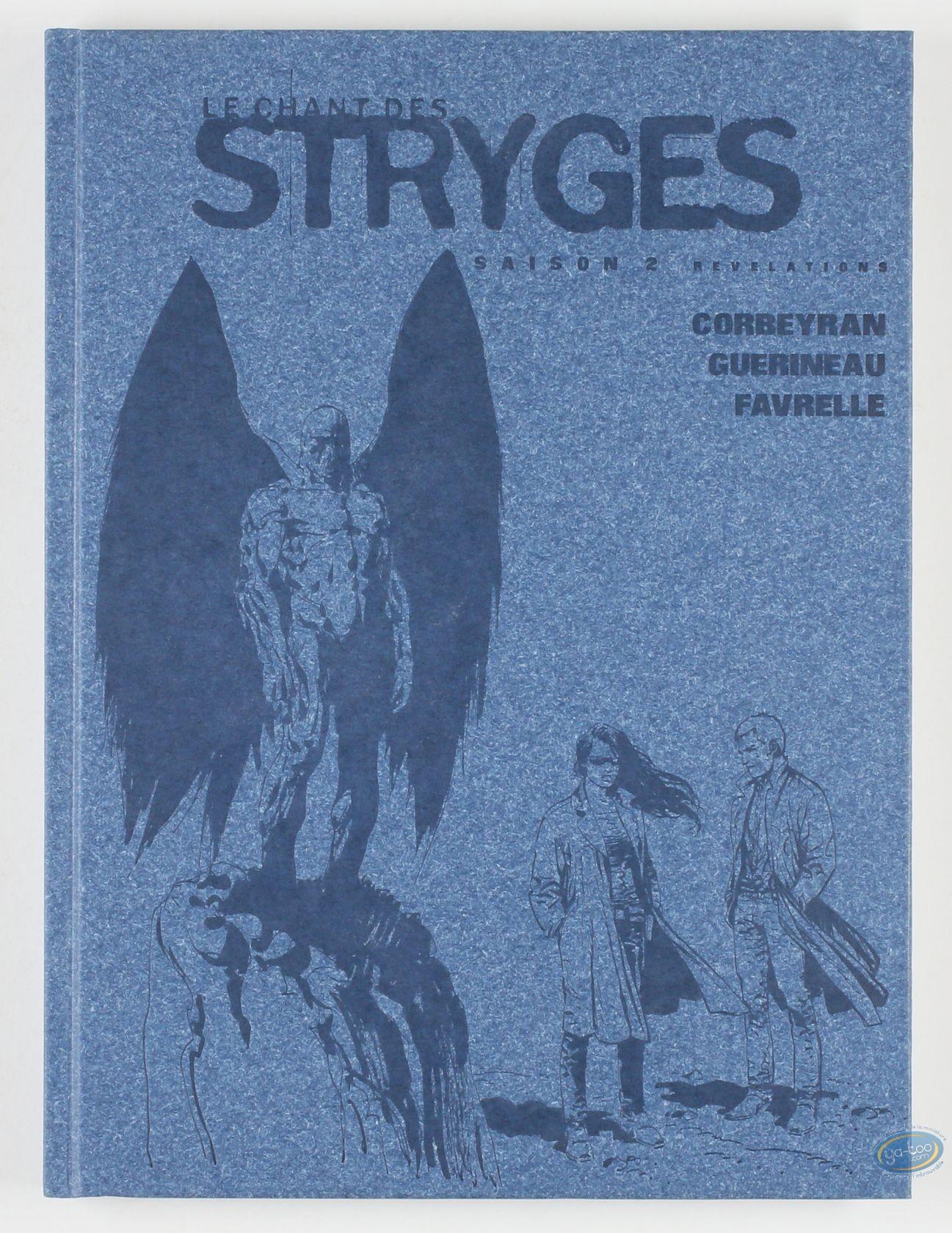 Special Edition, Chant des Stryges (Le) : Revelations